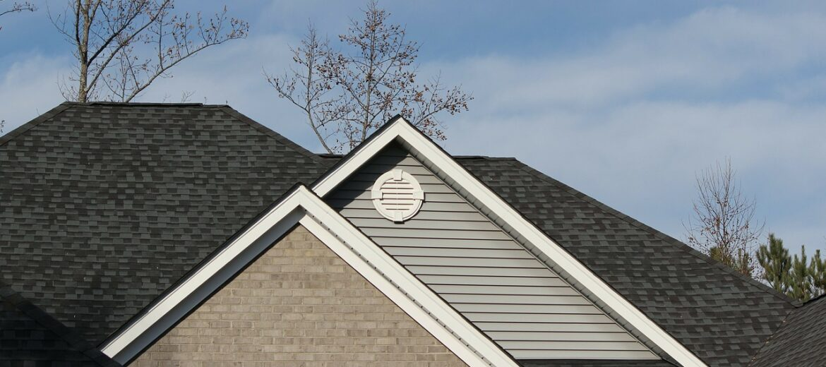 maintain your asphalt shingle roof to look clean